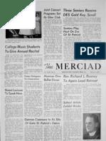 The Merciad, March 17, 1955
