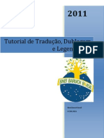Tutorial Completo Legenda,Traduçaõ e Dublagem