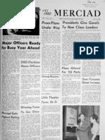 The Merciad, May 8, 1956