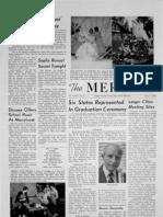 The Merciad, June 4, 1956