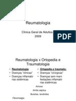 01. Reumatologia 2009