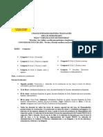 CONCURSO DE ORTOGRAFIA