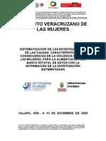 Violencia Mujeres.sistema Veracruz