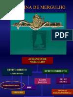 Medicina III - Barotraumas Vertigens & Apagamento