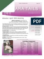 TARA newsletterMAY11-1