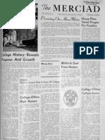 The Merciad, June 1, 1957