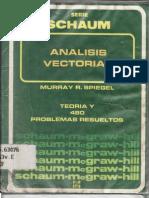 [Schaum - spiegel Analisis Vectorial