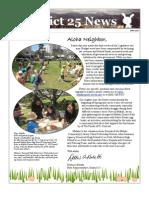 Rep. Belatti April 2011 Newsletter
