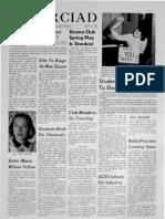 The Merciad, March 17, 1959