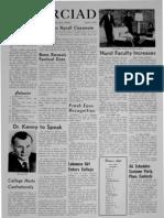 The Merciad, Oct. 4, 1960