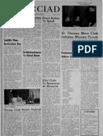 The Merciad, April 21, 1961