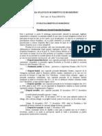 D 1 N19 Istoria Statului Si Dreptului Romanesc Negoita Florin