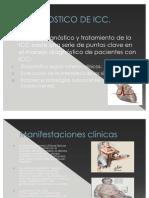 DIAGNOSTICO DE ICC