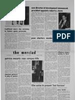 The Merciad, March 11, 1966