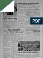 The Merciad, May 11, 1966