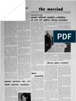 The Merciad, Nov. 22, 1966