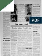 The Merciad, Dec. 20, 1966