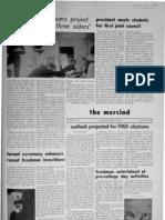 The Merciad, Nov. 3, 1967