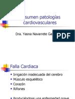 clase4Resumen patologías cardiovasculares
