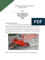 Handout Traktor Kura Kura Tingkat Lanjut (Hydro Tiller)