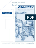 2009 IP on Wheeled Mobility v2.0