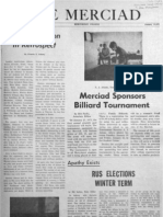 The Merciad, Jan. 15, 1971