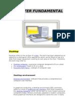 1. Computer Fundamental