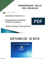 Componentes Del Sistema de Archivos