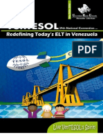 VenTESOL's XXIX Annual National Convention Program