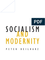 Peter Beilharz - Socialism and Democracy