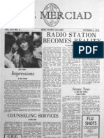 The Merciad, Oct. 6, 1972