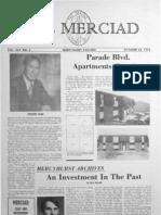 The Merciad, Oct. 23, 1972