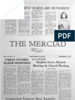 The Merciad, Dec. 8, 1972