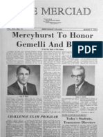The Merciad, March 9, 1973