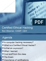 Cert. Ethical Hacker