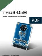 THDB D5M Hardware Specification 2