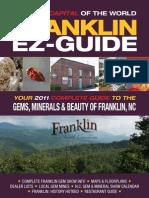 2011 Franklin EZ-Guide