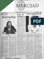 The Merciad, Oct. 5, 1973