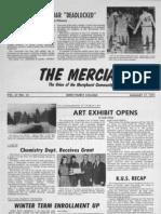 The Merciad, Jan. 17, 1975