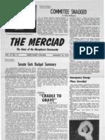 The Merciad, Jan. 24, 1975