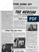 The Merciad, Feb. 28, 1975