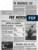 The Merciad, May 23, 1975