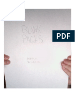 Blank Pages (Updated)