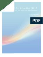 What if Al-Khalifa Fell?
