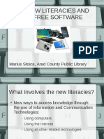 TheNewLiteraciesAndTheFreeSoftware