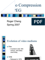 Video Compression MPEG