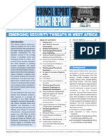 Research Report Emerging Threats 2 May 2011
