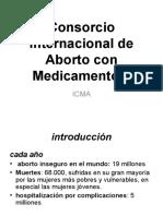 Consorcio Internacional de Aborto Con Medicamentos
