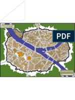 Map City Altdorf - Vector