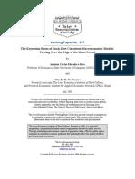 The Keynesian Roots of Stock-Flow Consistent Macro Economic Models